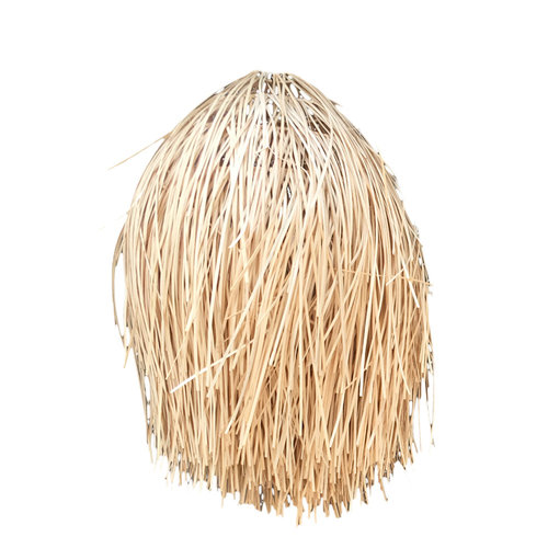 Bazar Bizar The Rattan Shaggy Pendant - Natural - 90 cm