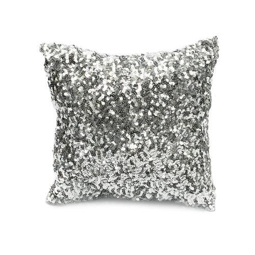 Bazar Bizar The Glitter Cushion cover - Silver - 40 x 40 cm