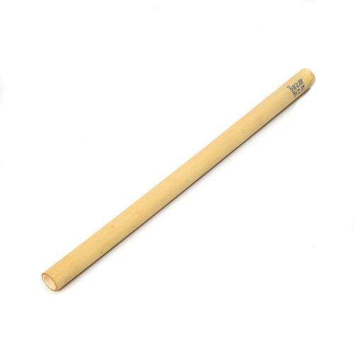 Bazar Bizar The Bamboo Straws - SET10 - Natural - 20 cm