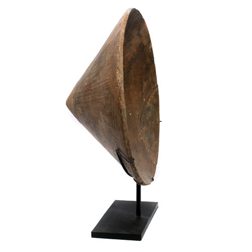 Bazar Bizar The Old Wooden Gold Digger on Stand - 90 cm