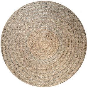Bazar Bizar The Seagrass Carpet Round - Natural - 200 cm