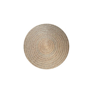 Bazar Bizar The Seagrass Carpet Round - Natural - 100 cm
