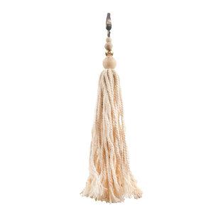 Bazar Bizar The Cotton Wood Keychain - Natural