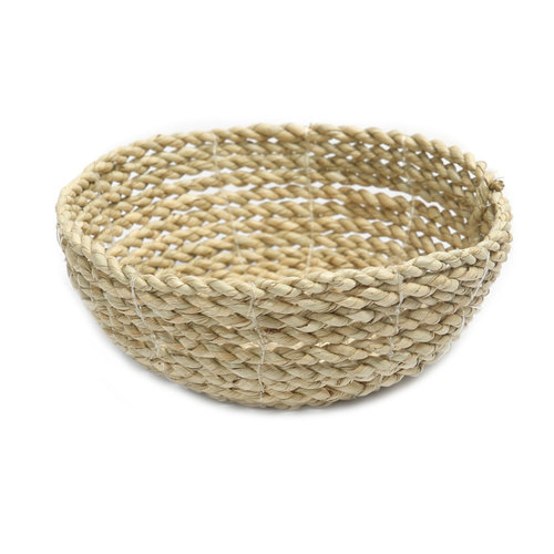 Bazar Bizar The Seagrass Bowl - Natural - 15 cm