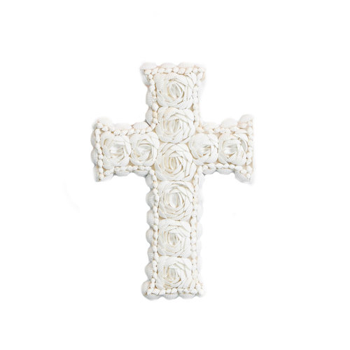 Bazar Bizar The Shell Cross - White - M