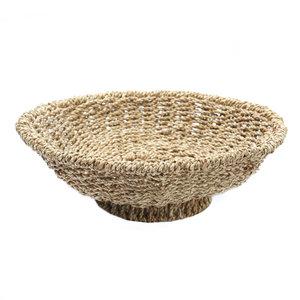Bazar Bizar Porto Seagrass Kulho - Natural - 38 cm