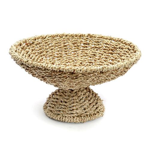 Bazar Bizar The Seagrass Fruit Platter - Natural - 38 cm