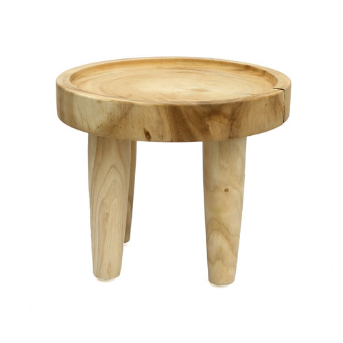 Bazar Bizar The Samanea Side Table - Natural