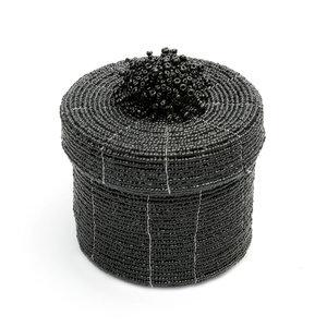 Bazar Bizar The Beaded Gift Box - Black