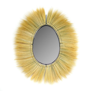 Bazar Bizar The Royal Mirror - Natural - 85 cm