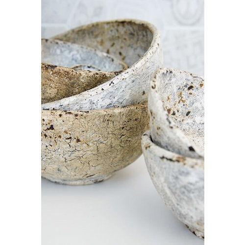 Bazar Bizar The Burned Bowl - Antique - 20 cm