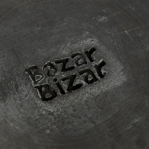Bazar Bizar The Burned Pot - Black
