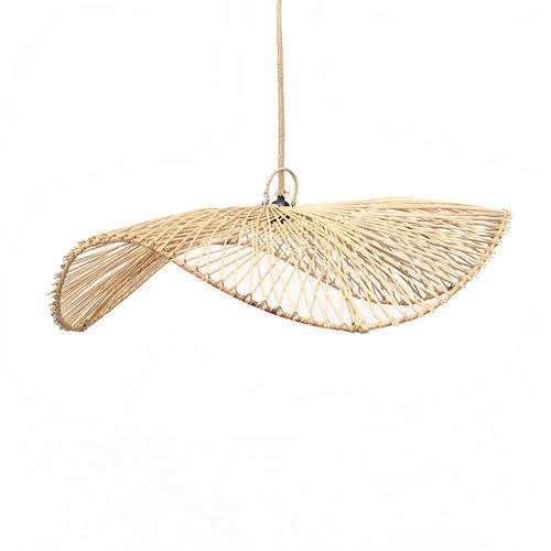 The Chapeau Pendant - Natural - L