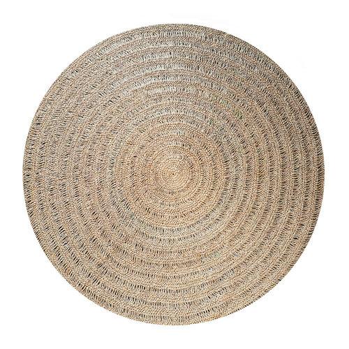Bazar Bizar Meriruoho Matto Pyöreä - Natural - 150 cm