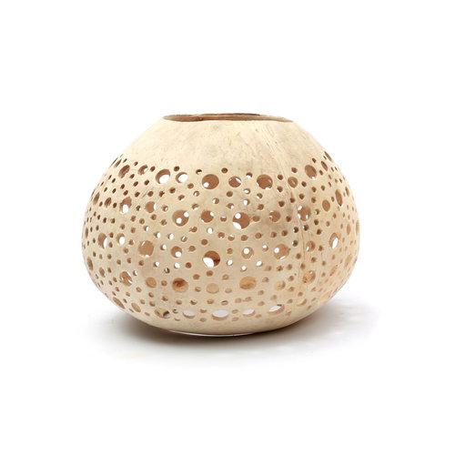 Bazar Bizar The Coconut Dot - Natural - 13 cm
