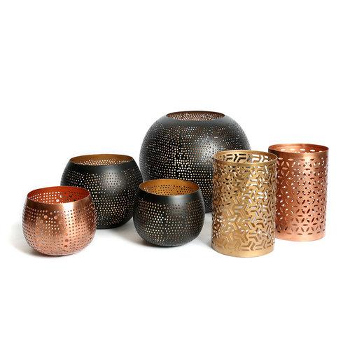 Bazar Bizar The Triangle Ball - Copper - 12 cm