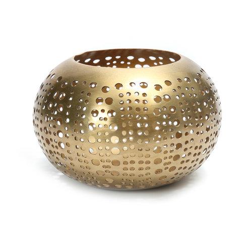 Bazar Bizar The Polka Dots - Gold - 16 cm