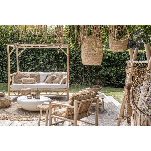 Bazar Bizar The Tulum Daybed - Natural - Middle-sized
