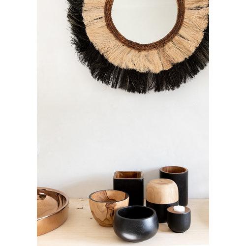 The Bondi Black Bowl - Black