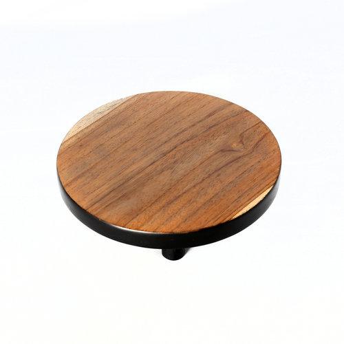 Bondi Kakkualusta - Musta Natural - 19 cm