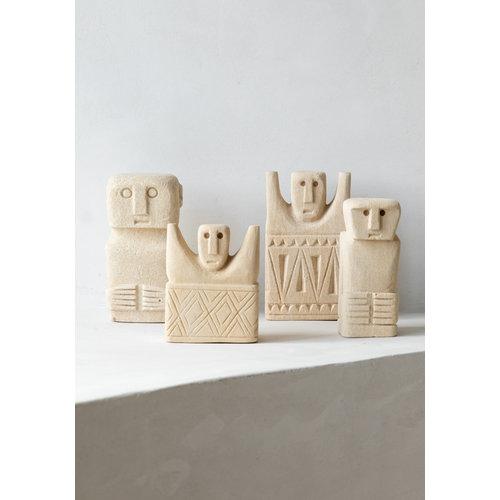 Bazar Bizar Sumba Kivipatsas - Natural - 15 cm