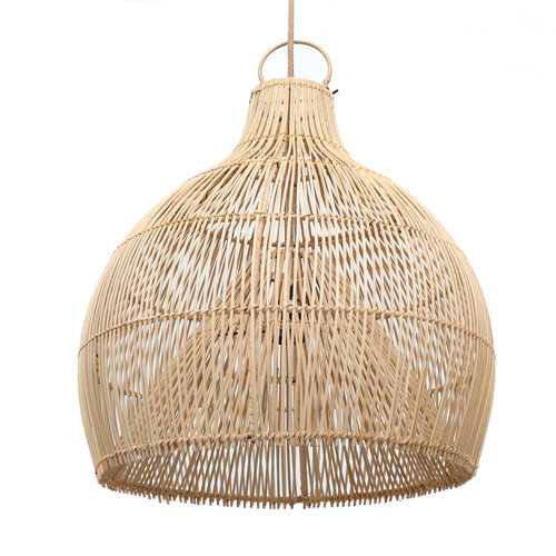 The Lobster Trap Pendant - Natural - L