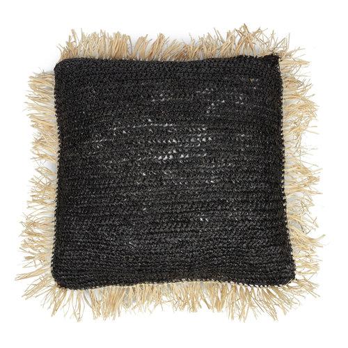 The Raffia Cushion cover Square