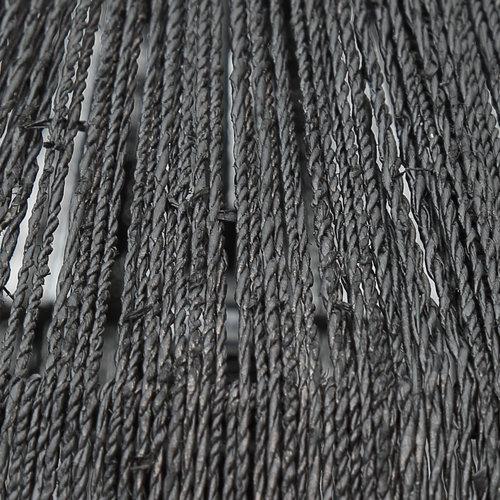 The Lashing Pendant - Black - M