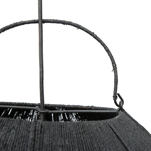 Bazar Bizar The Lashing Pendant - Black - M