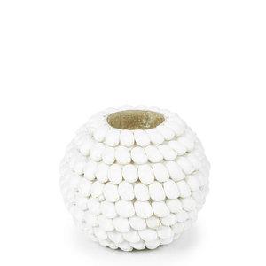 Bubble Tuikkukippo - Valkoinen - 12 cm