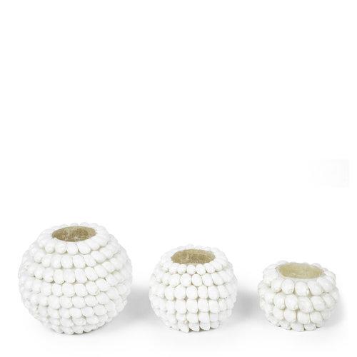 Bazar Bizar Bubble Tuikkukippo - Valkoinen - 12 cm