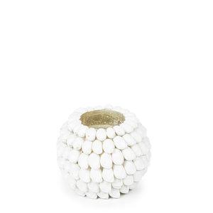 Bubble Tuikkukippo - Valkoinen - 9 cm