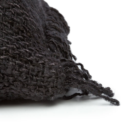 Oh My Gee Koristetyyny - Musta - 35 x 100 cm
