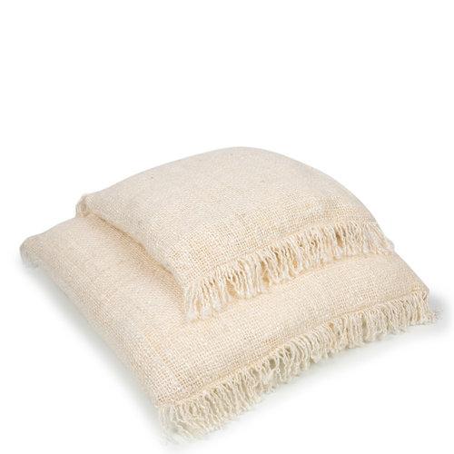 The Oh My Gee Cushion - Cream