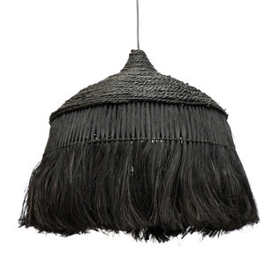 Abaca Hoola Kattovalaisin - Musta - 53 cm