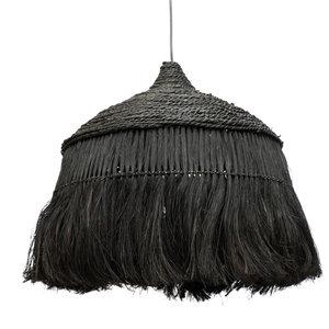 Bazar Bizar Abaca Hoola Kattovalaisin - Musta - 53 cm