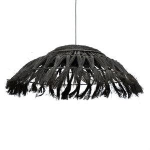 Bazar Bizar Abaca Disc Kattovalaisin - Musta - 67 cm