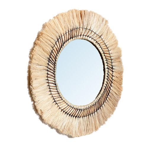 The Pretty Blonde Mirror - Natural - L