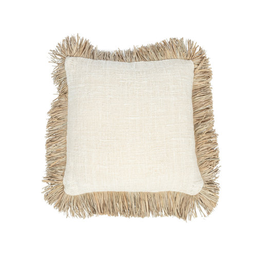Bazar Bizar The Saint Tropez Cushion cover - Natural - M