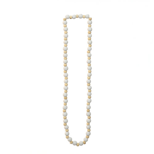 Bazar Bizar The Canggu Necklace - Natural White