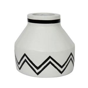 Bazar Bizar The Santorini Conic Vase