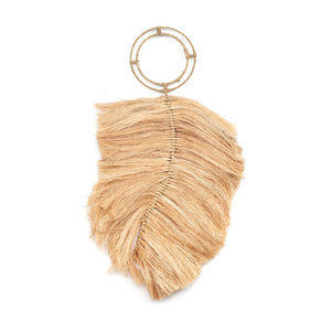 The Abaca Quirky Leaf