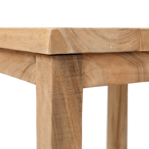 Bazar Bizar The Suar Sleek Table - Natural