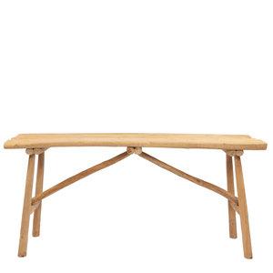 Island Työpöytä - Natural - 162 cm
