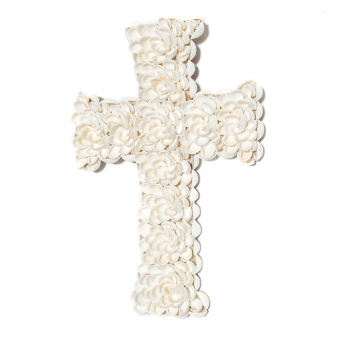 Bazar Bizar The Palawan Cross - White - M