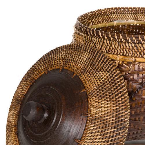 Bazar Bizar Colonial Kori - Natural Ruskea - 48 cm