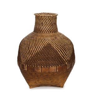 Bazar Bizar Colonial Vase Kori - Natural Ruskea - 45 cm