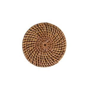 Bazar Bizar Colonial Lasinalunen - Natural Ruskea - 11 cm