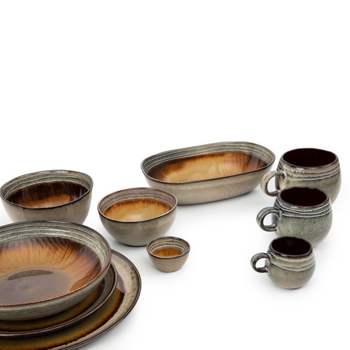 The Comporta Oval Bowl - L - Set of 4