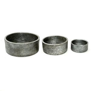 Bazar Bizar Burned Cylinder Astia - Harmaa - 3 kpl